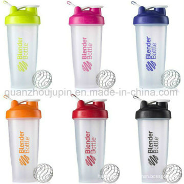 OEM Logo BPA Free Whey Protein Shaker Bottle for Promotion